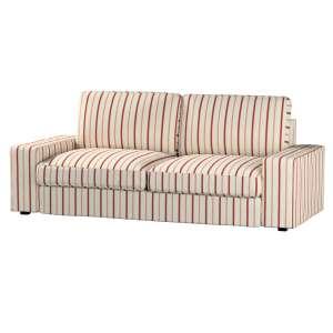 Pokrowiec na sofę Kivik 3-osobową, nierozkładaną Sofa Kivik 3-osobowa nierozkładana w kolekcji Avinon, tkanina: 129-15