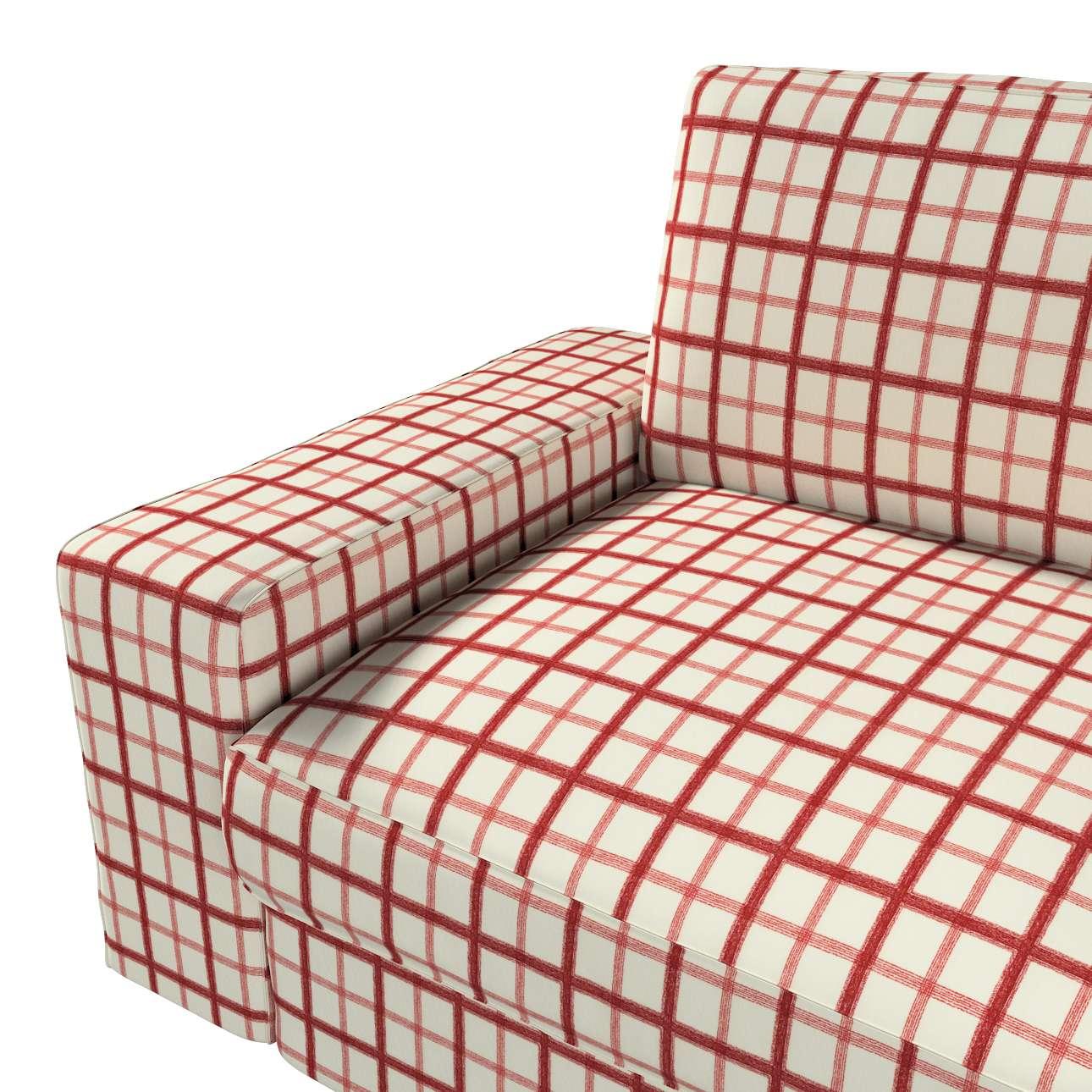 Pokrowiec na sofę Kivik 3-osobową, nierozkładaną w kolekcji Avinon, tkanina: 131-15