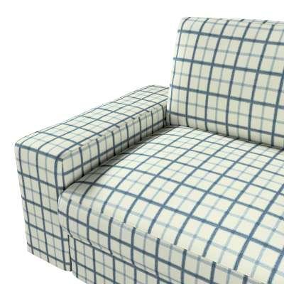Pokrowiec na sofę Kivik 3-osobową, nierozkładaną w kolekcji Avinon, tkanina: 131-66
