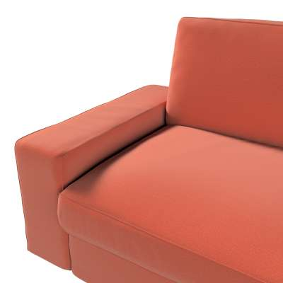 Pokrowiec na sofę Kivik 3-osobową, nierozkładaną w kolekcji Ingrid, tkanina: 705-37