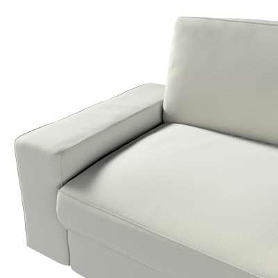 Pokrowiec na sofę Kivik 3-osobową, nierozkładaną w kolekcji Ingrid, tkanina: 705-41