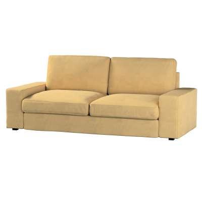 Pokrowiec na sofę Kivik 3-osobową, nierozkładaną w kolekcji Living II, tkanina: 160-93