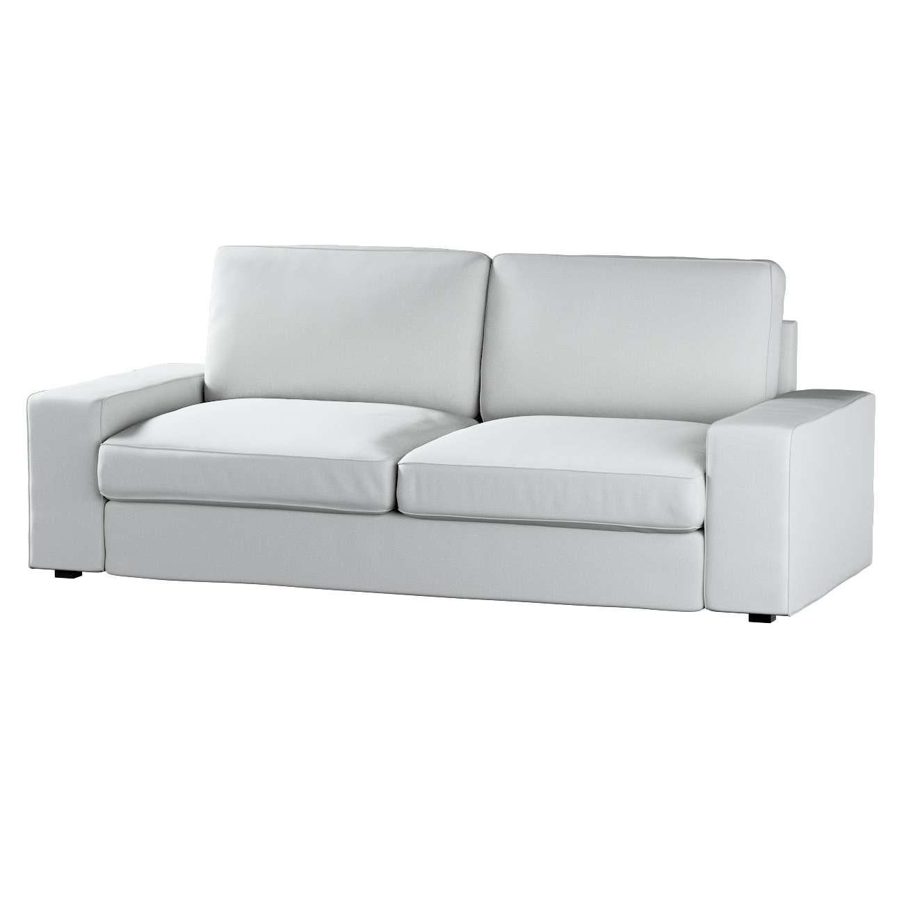 Pokrowiec na sofę Kivik 3-osobową, nierozkładaną w kolekcji Living, tkanina: 161-18