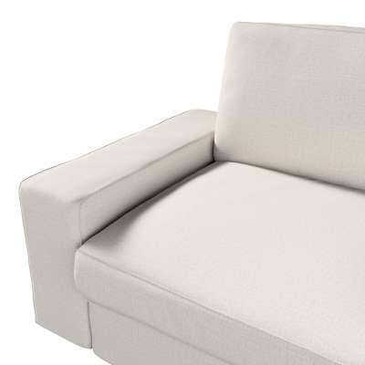 Pokrowiec na sofę Kivik 3-osobową, nierozkładaną w kolekcji Living II, tkanina: 161-00
