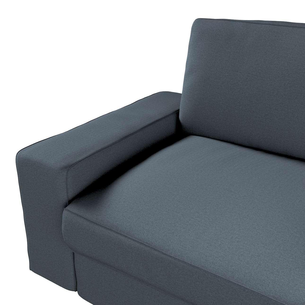 Pokrowiec na sofę Kivik 3-osobową, nierozkładaną w kolekcji Etna, tkanina: 705-30