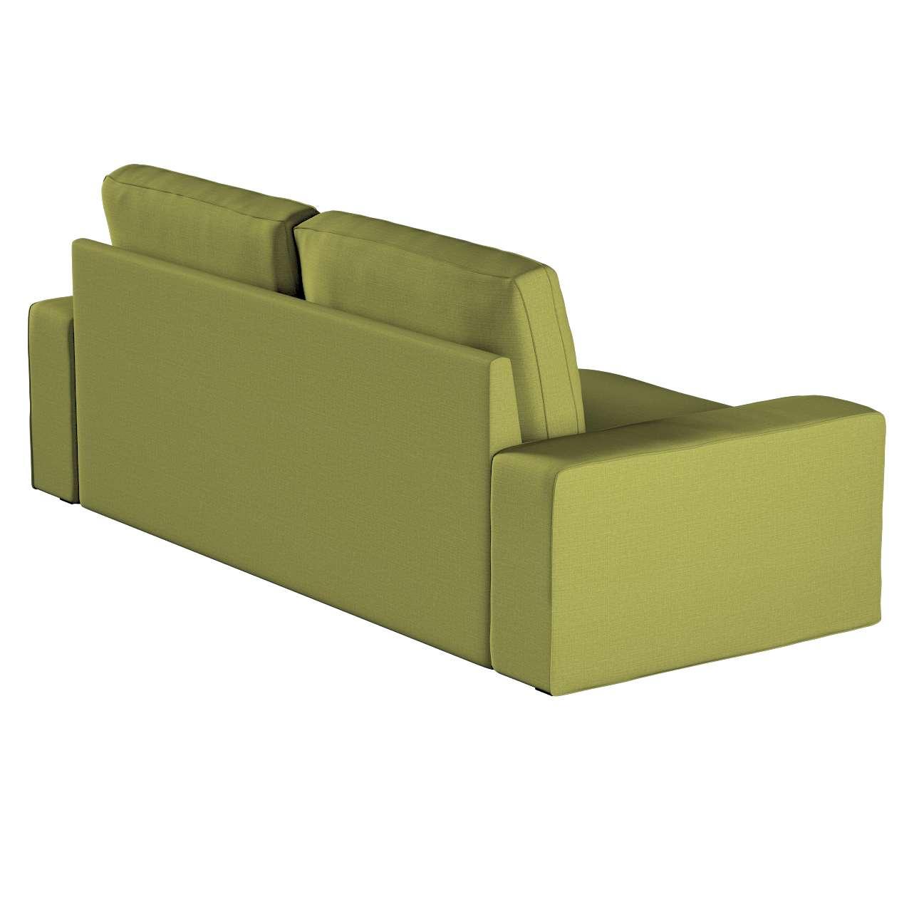 Pokrowiec na sofę Kivik 3-osobową, nierozkładaną w kolekcji Living, tkanina: 161-13