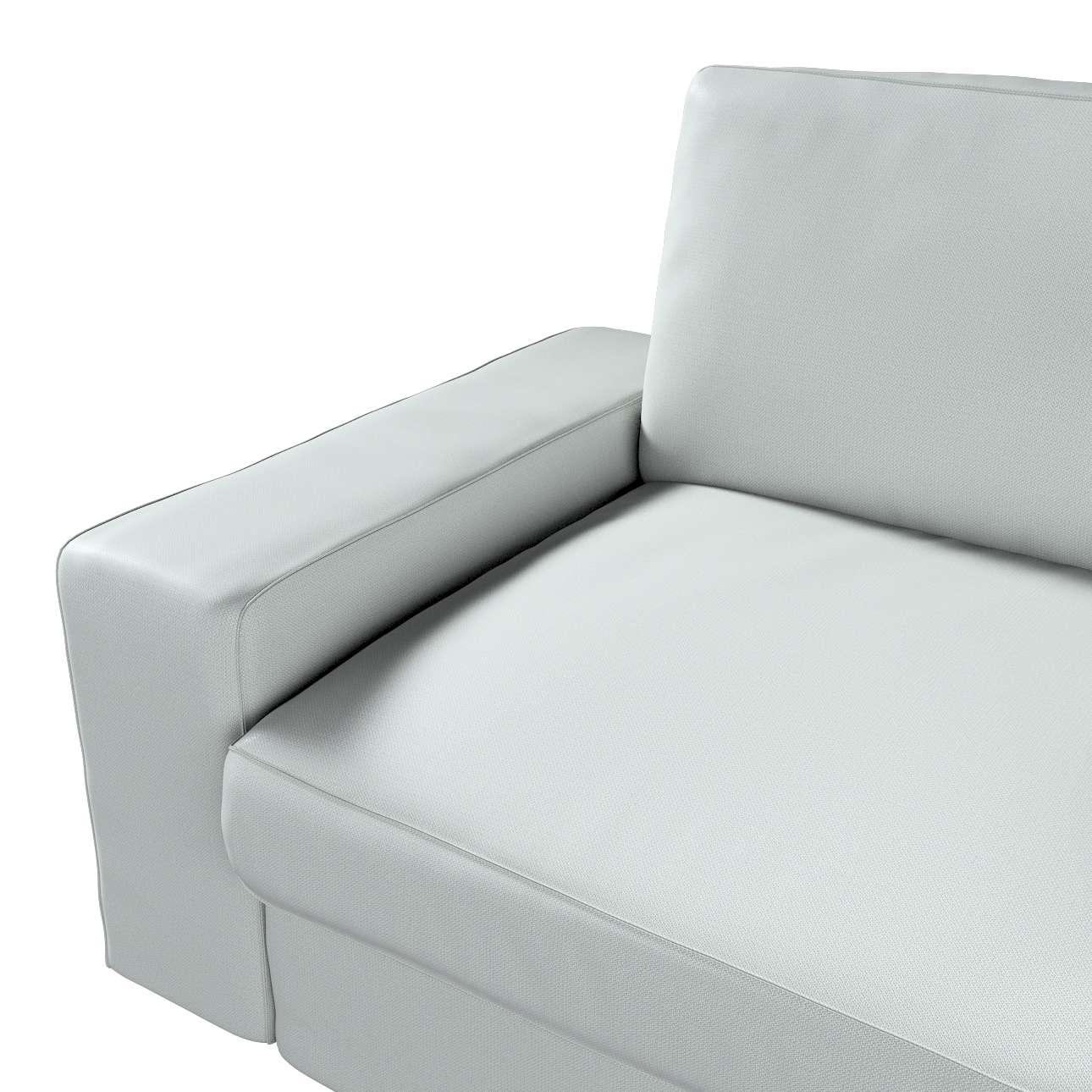 Pokrowiec na sofę Kivik 3-osobową, nierozkładaną w kolekcji Bergen, tkanina: 161-72