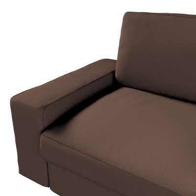 Pokrowiec na sofę Kivik 3-osobową, nierozkładaną w kolekcji Bergen, tkanina: 161-73