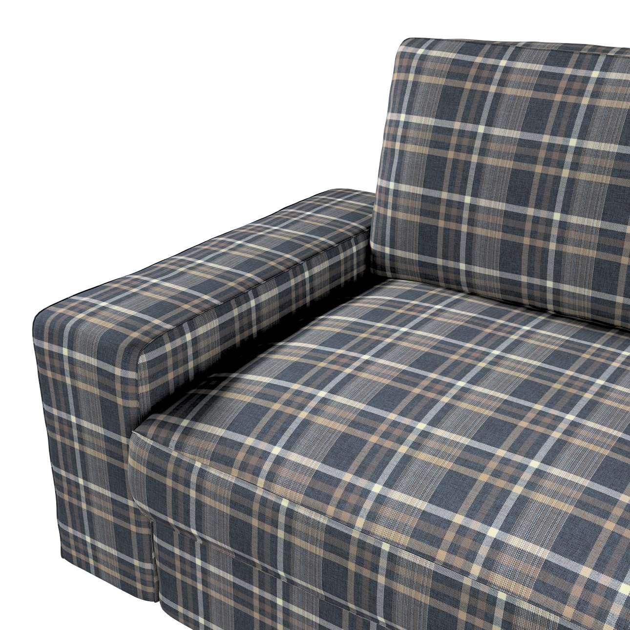 Pokrowiec na sofę Kivik 3-osobową, nierozkładaną w kolekcji Edinburgh, tkanina: 703-16