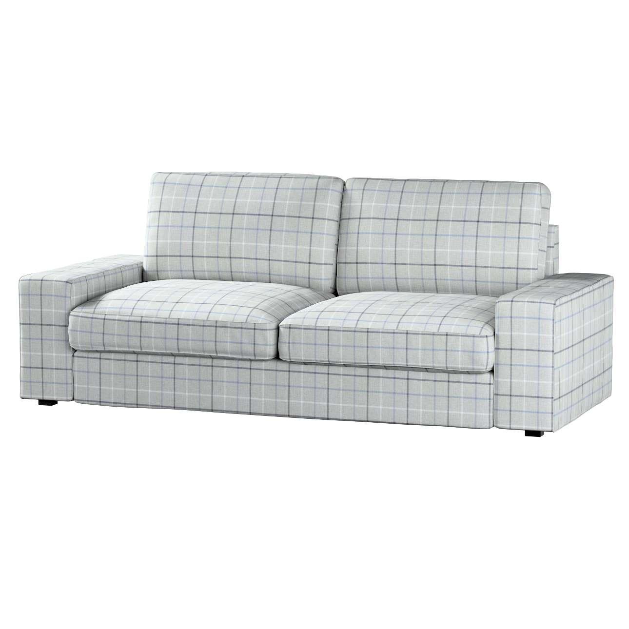 Pokrowiec na sofę Kivik 3-osobową, nierozkładaną w kolekcji Edinburgh, tkanina: 703-18