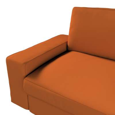 Bezug für Kivik 3-Sitzer Sofa von der Kollektion Cotton Panama, Stoff: 702-42