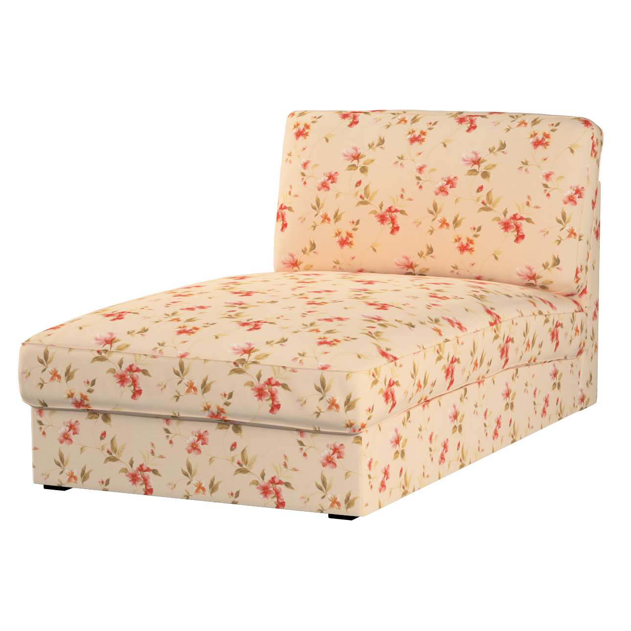 Kivik chaise longue cover Kivik chaise longue in collection Londres, fabric: 124-05