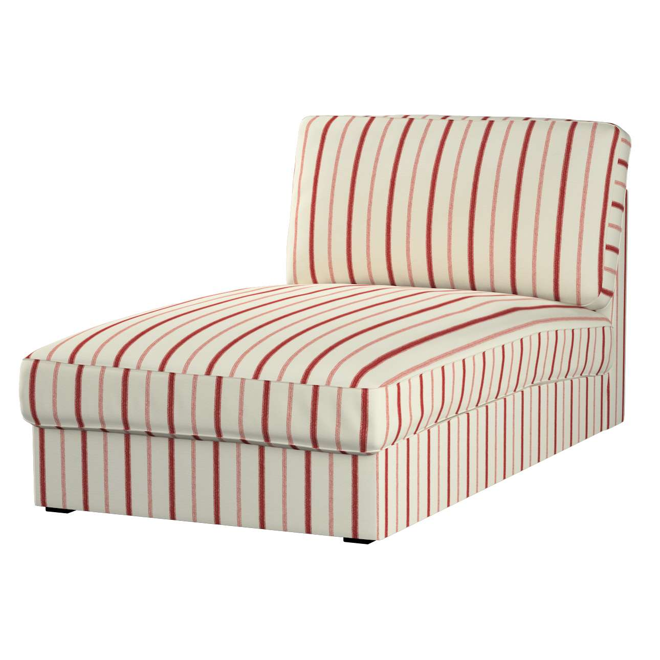 Kivik chaise longue cover Kivik chaise longue in collection Avinon, fabric: 129-15