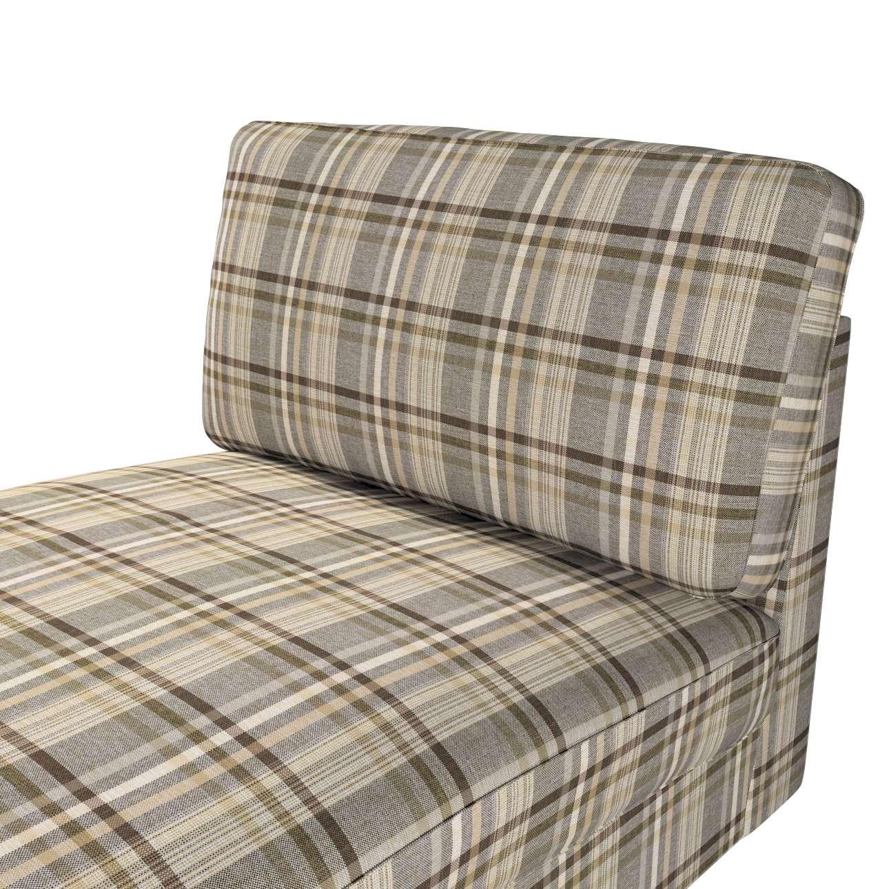 Pokrowiec na szezlong Kivik w kolekcji Edinburgh, tkanina: 703-17