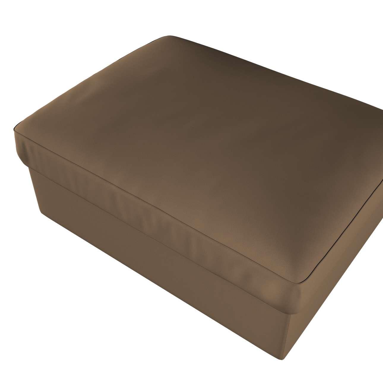 KIVIK kojų kėdutė su dėže užvalkalas kolekcijoje Cotton Panama, audinys: 702-02
