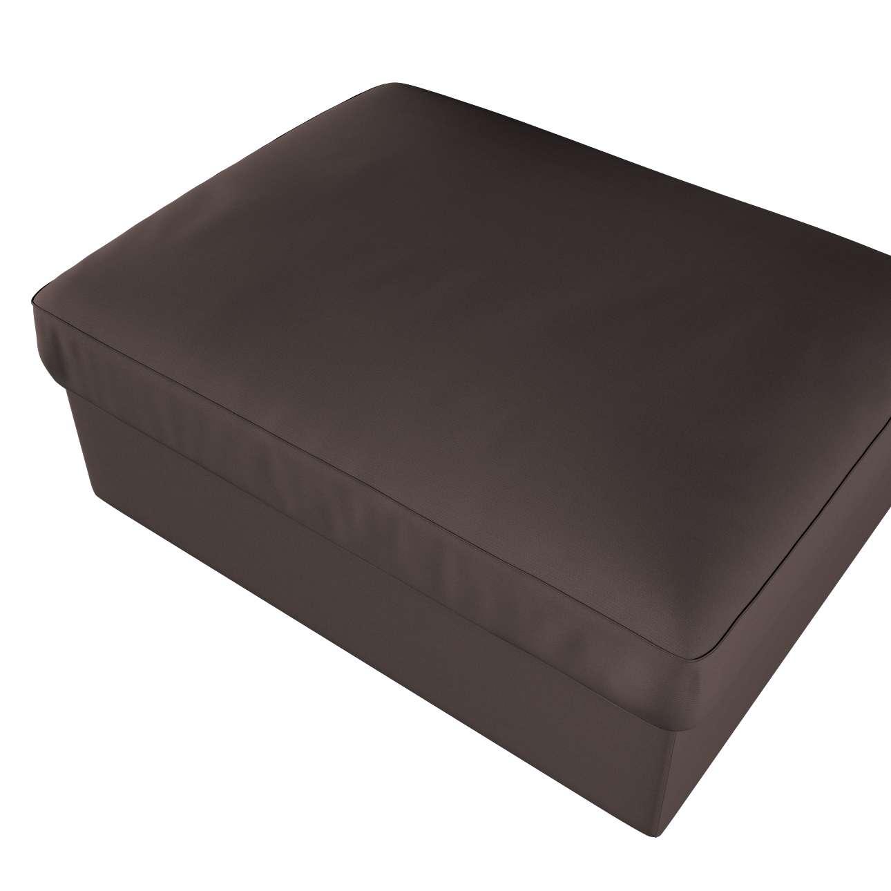 KIVIK kojų kėdutė su dėže užvalkalas kolekcijoje Cotton Panama, audinys: 702-03