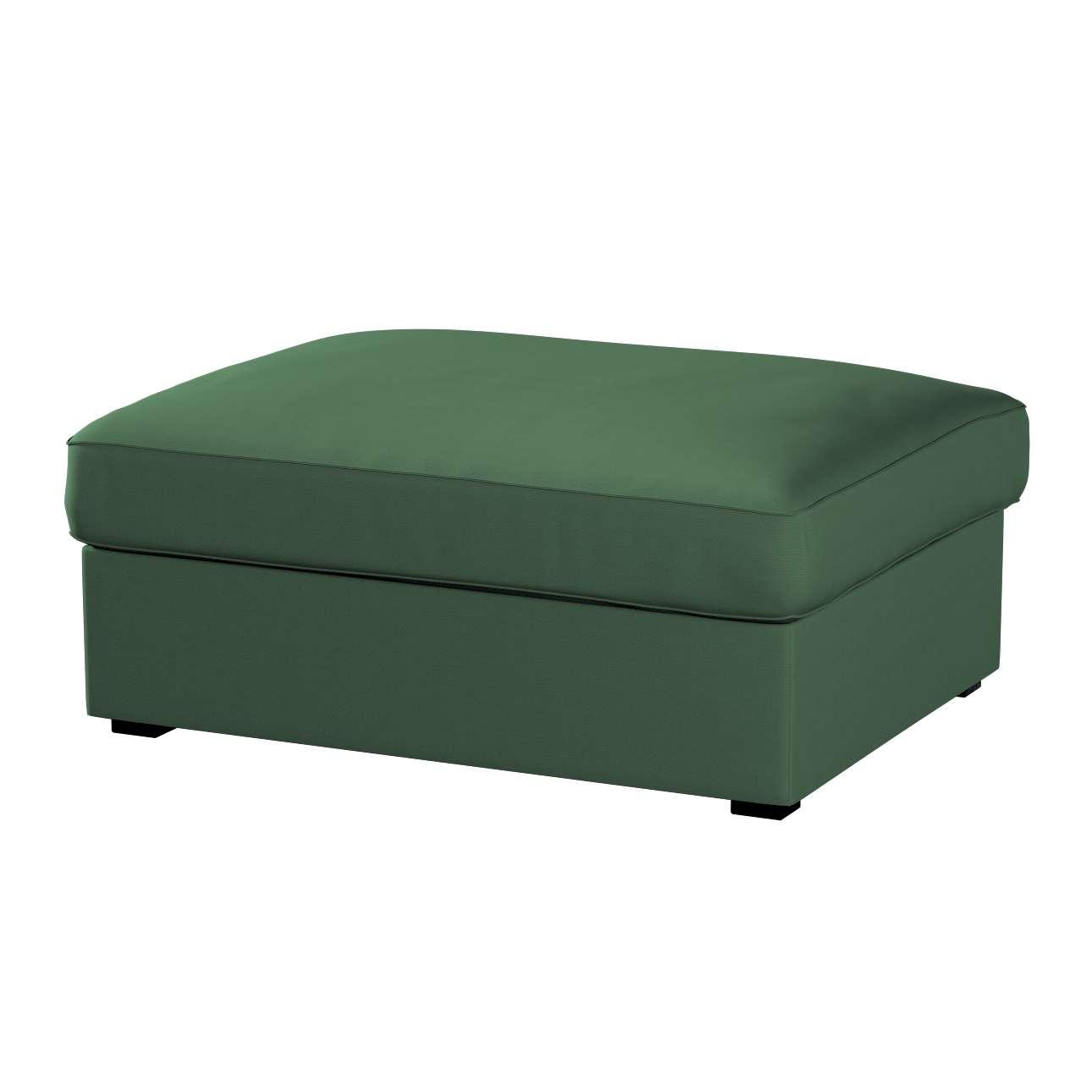 KIVIK kojų kėdutė su dėže užvalkalas Kivik footstool kolekcijoje Cotton Panama, audinys: 702-06