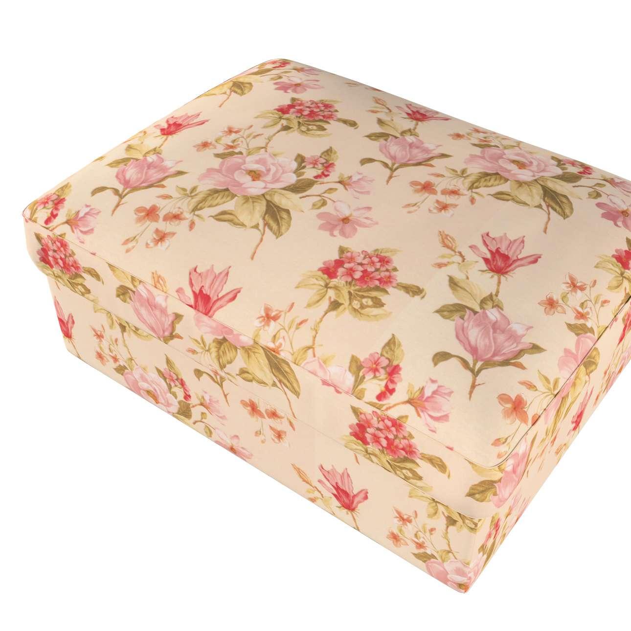 Pokrowiec na podnóżek Kivik w kolekcji Londres, tkanina: 123-05