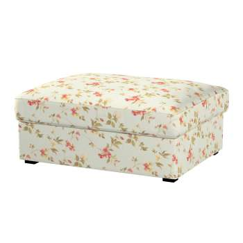Kivik footstool cover Kivik footstool in collection Londres, fabric: 124-65