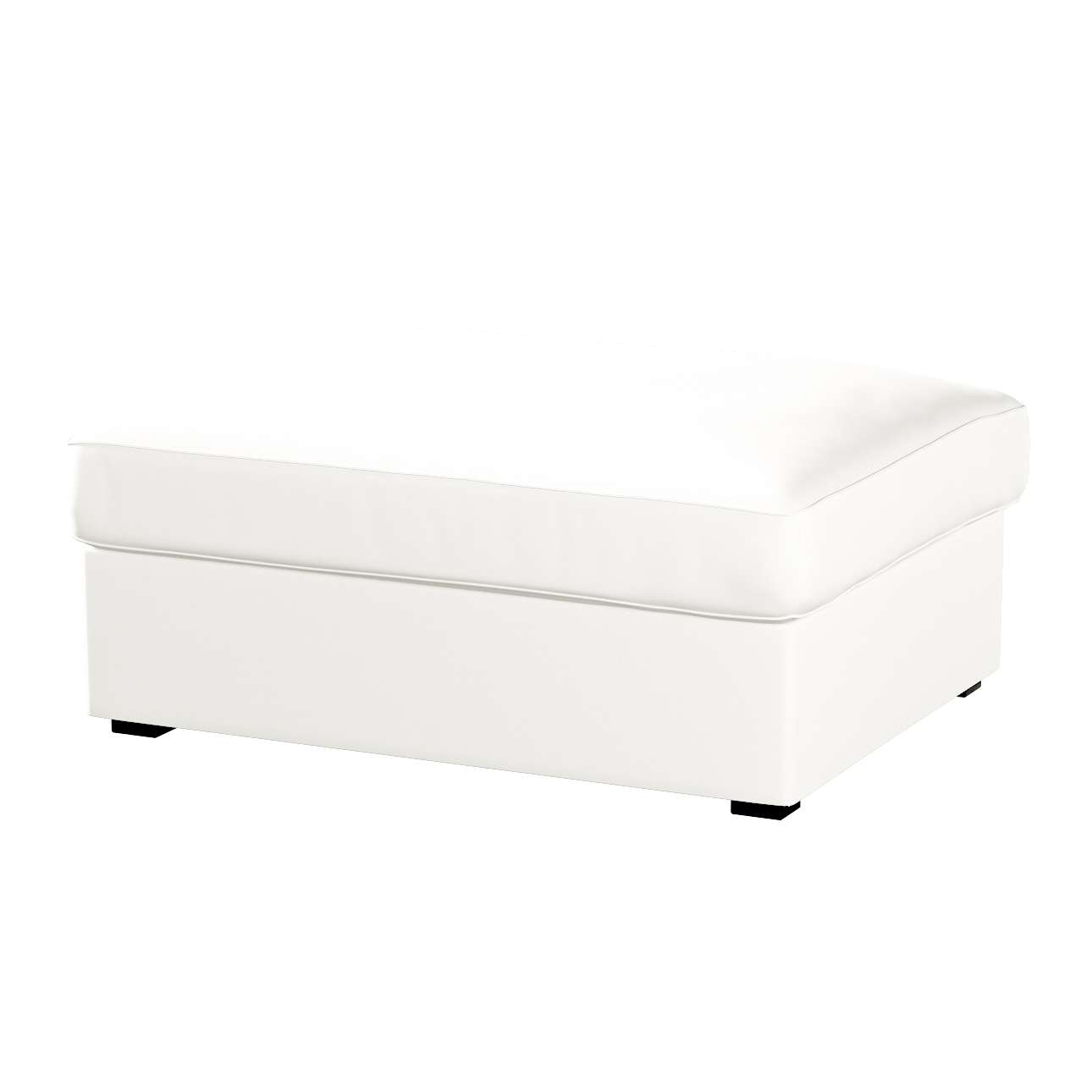 KIVIK kojų kėdutė su dėže užvalkalas Kivik footstool kolekcijoje Cotton Panama, audinys: 702-34
