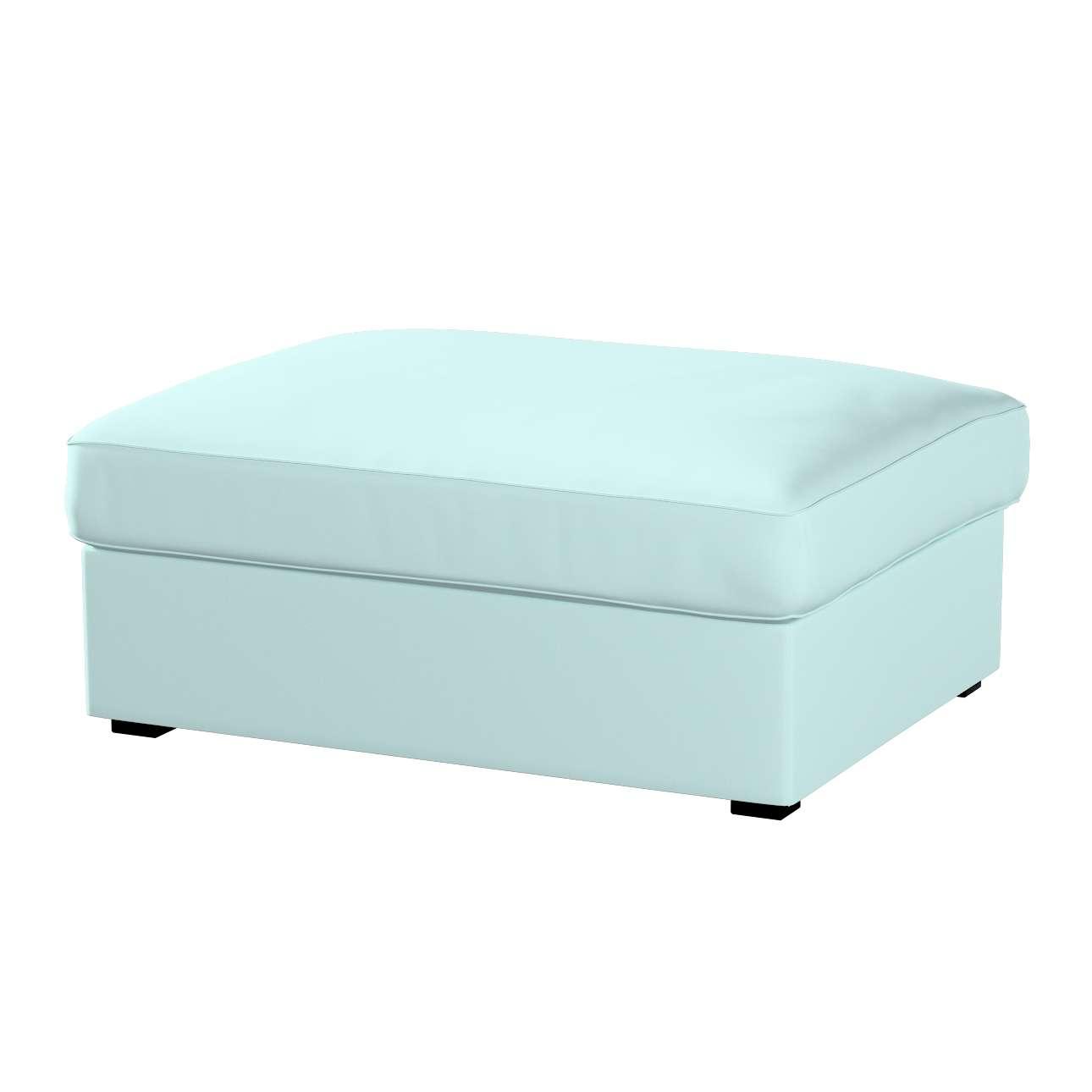 KIVIK kojų kėdutė su dėže užvalkalas kolekcijoje Cotton Panama, audinys: 702-10