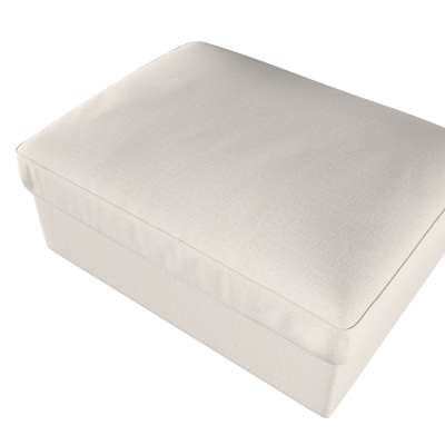Pokrowiec na podnóżek Kivik w kolekcji Living, tkanina: 161-00