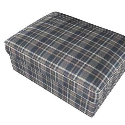 Pokrowiec na podnóżek Kivik w kolekcji Edinburgh, tkanina: 703-16