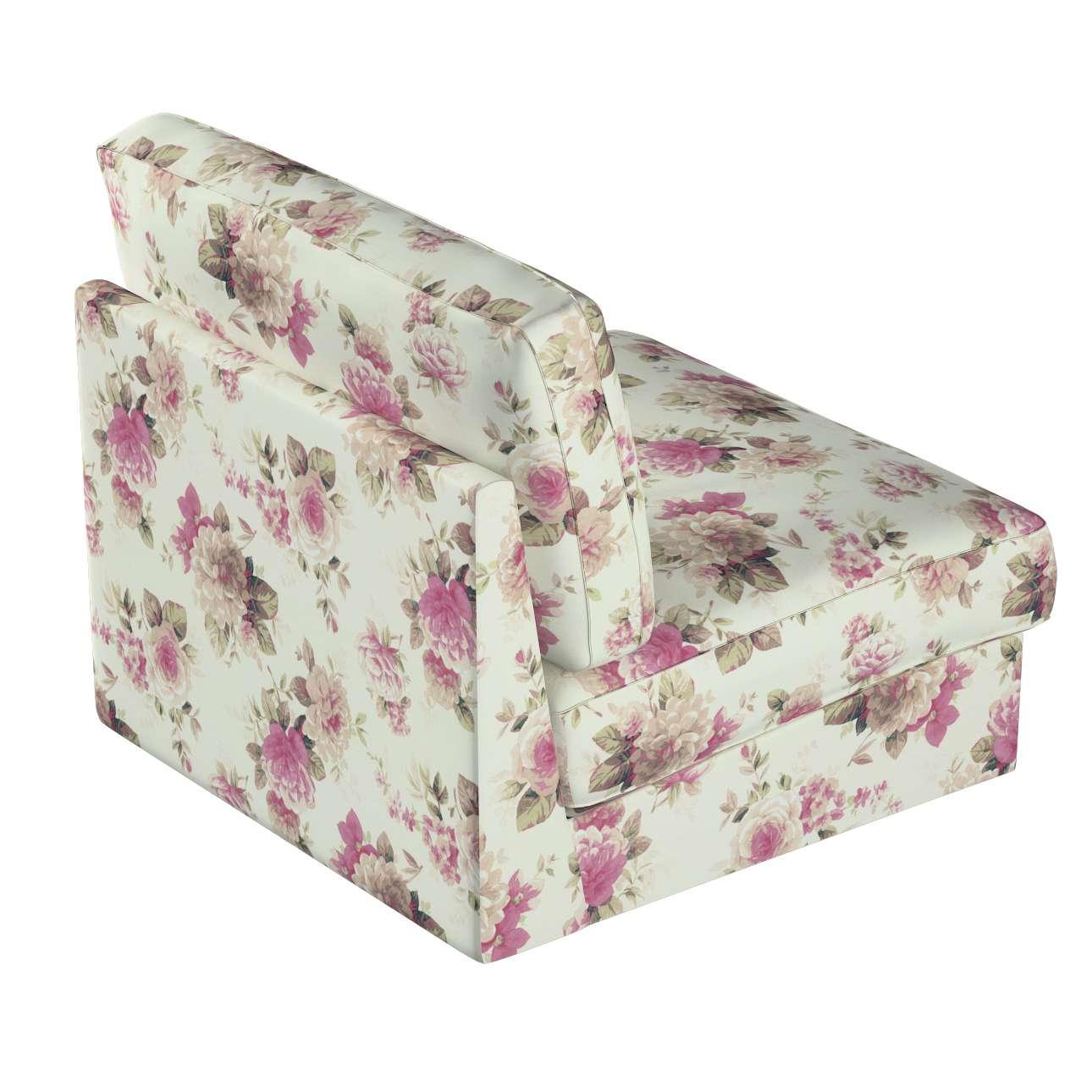 Pokrowiec na fotel Kivik w kolekcji Londres, tkanina: 141-07