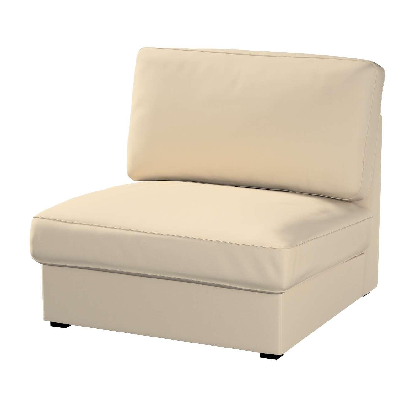 KIVIK fotelio/vienvietės dalies užvalkalas Kivik armchair kolekcijoje Cotton Panama, audinys: 702-01
