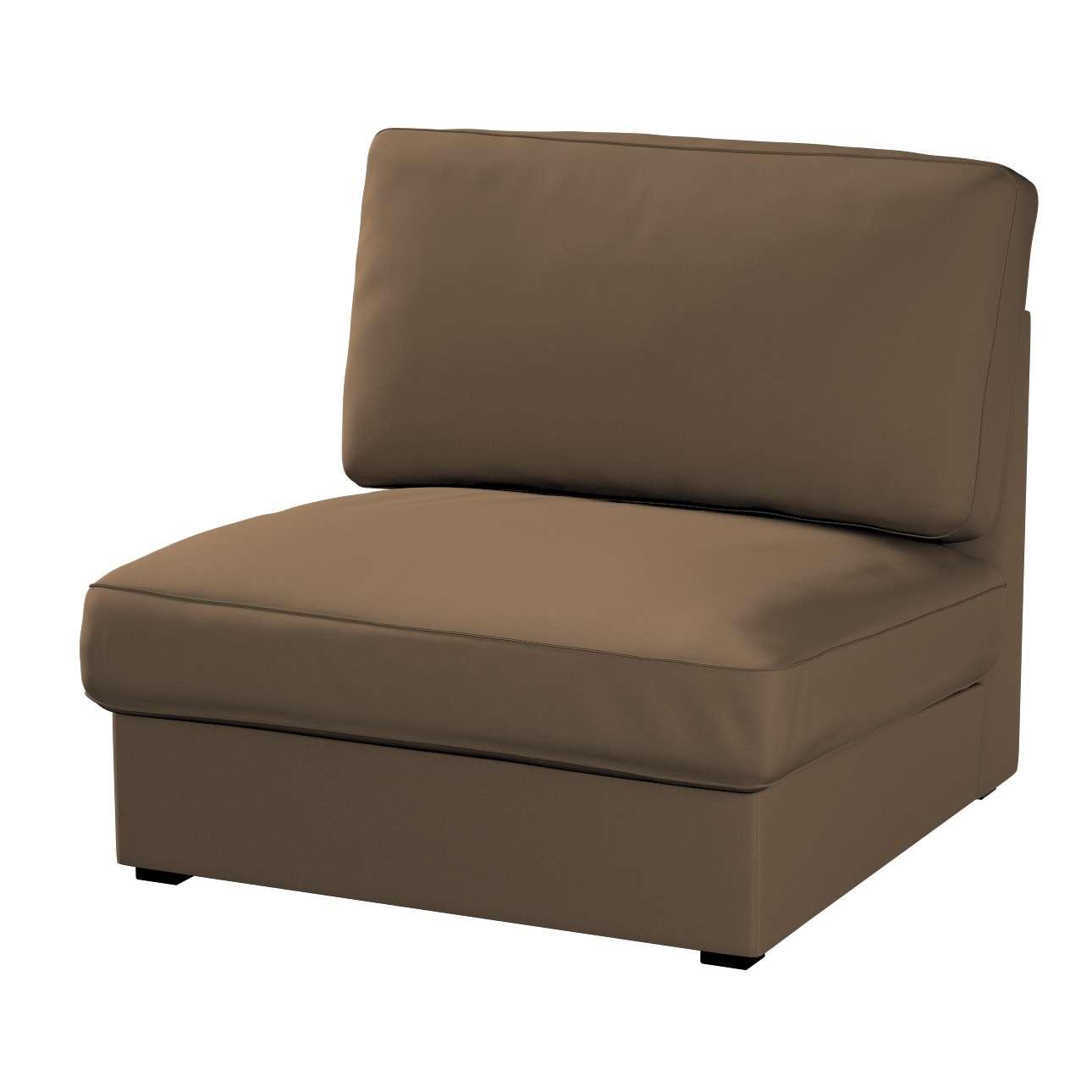 KIVIK fotelio/vienvietės dalies užvalkalas Kivik armchair kolekcijoje Cotton Panama, audinys: 702-02