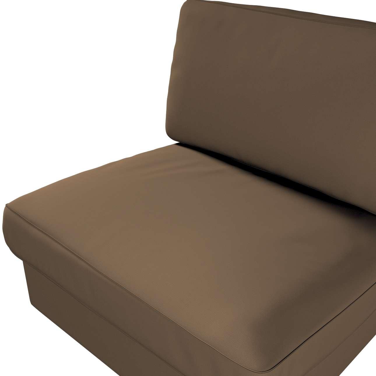 Pokrowiec na fotel Kivik w kolekcji Cotton Panama, tkanina: 702-02