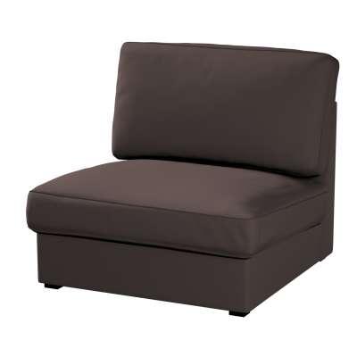 KIVIK fotelio/vienvietės dalies užvalkalas kolekcijoje Cotton Panama, audinys: 702-03