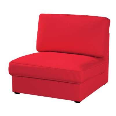 KIVIK fotelio/vienvietės dalies užvalkalas kolekcijoje Cotton Panama, audinys: 702-04