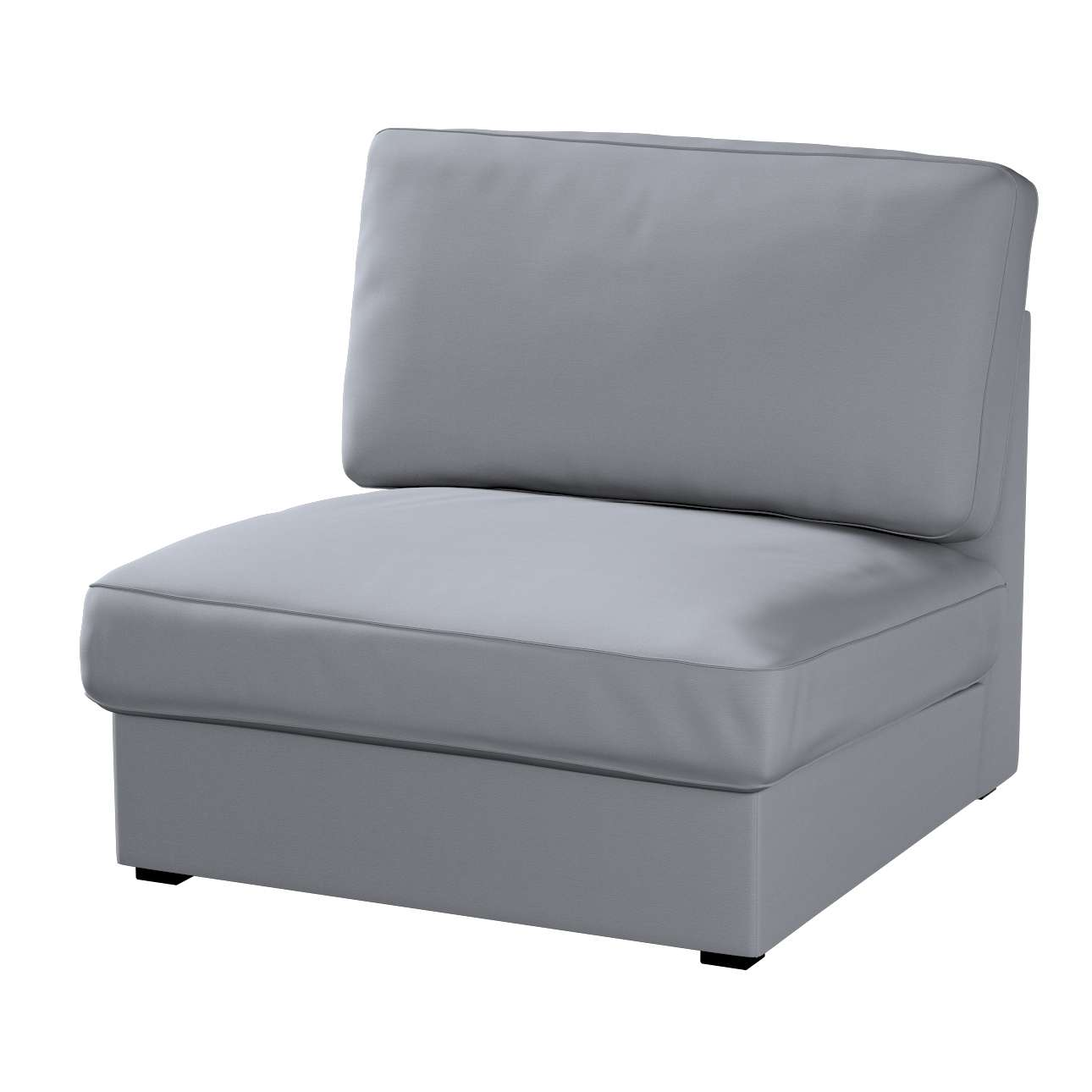 KIVIK fotelio/vienvietės dalies užvalkalas Kivik armchair kolekcijoje Cotton Panama, audinys: 702-07