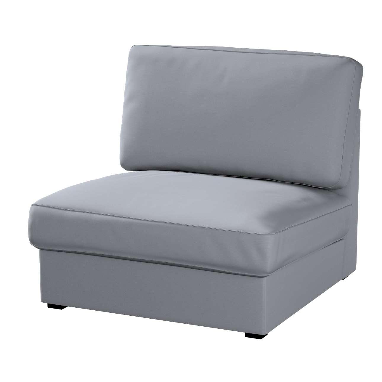 Pokrowiec na fotel Kivik Fotel Kivik w kolekcji Cotton Panama, tkanina: 702-07