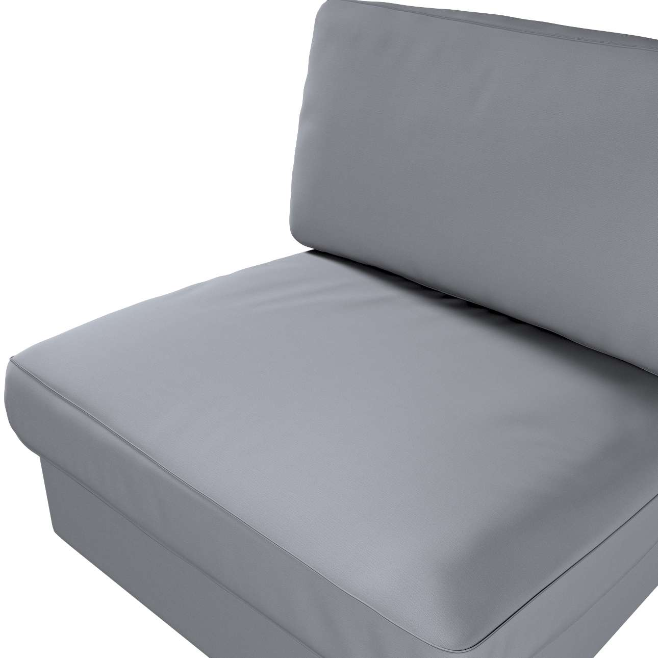Pokrowiec na fotel Kivik w kolekcji Cotton Panama, tkanina: 702-07