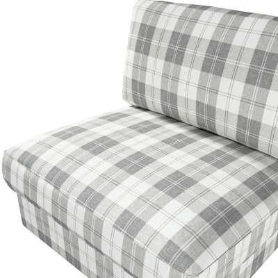 KIVIK fotelio/vienvietės dalies užvalkalas kolekcijoje Edinburgh, audinys: 115-79