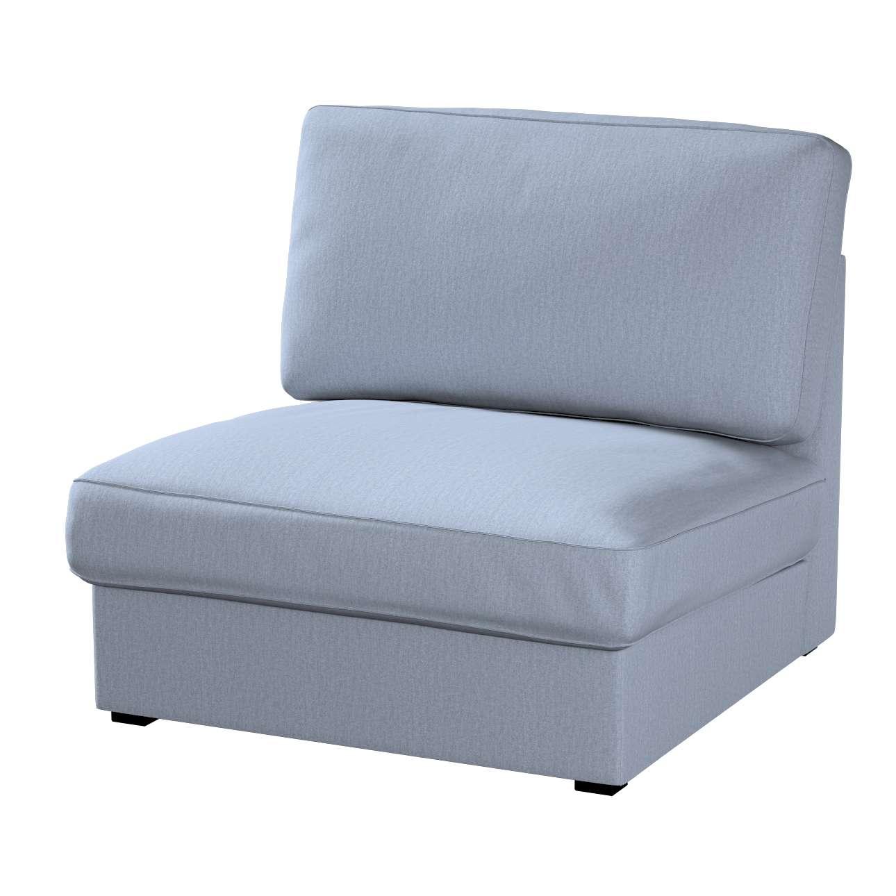 KIVIK fotelio/vienvietės dalies užvalkalas Kivik armchair kolekcijoje Chenille, audinys: 702-13