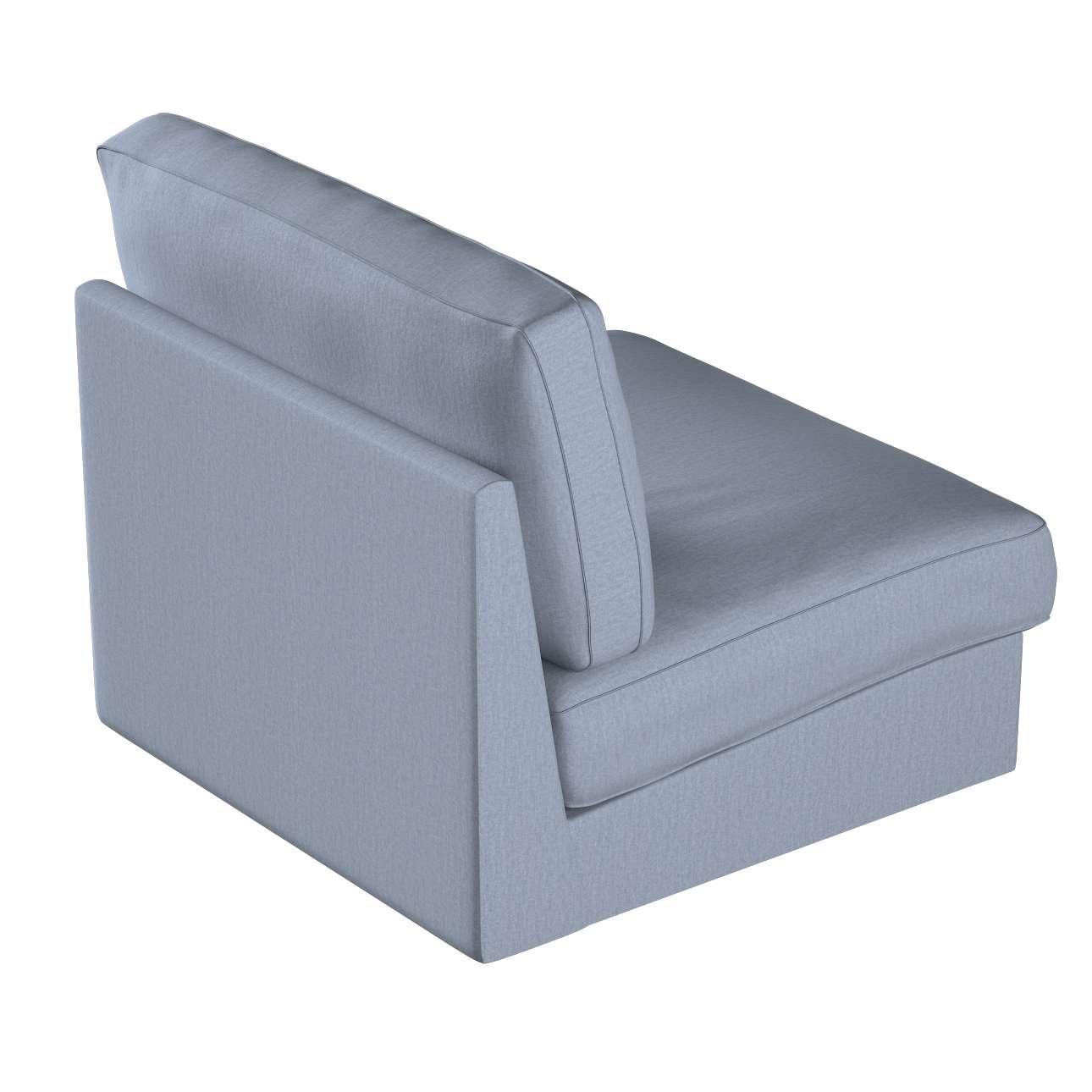 Pokrowiec na fotel Kivik w kolekcji Chenille, tkanina: 702-13