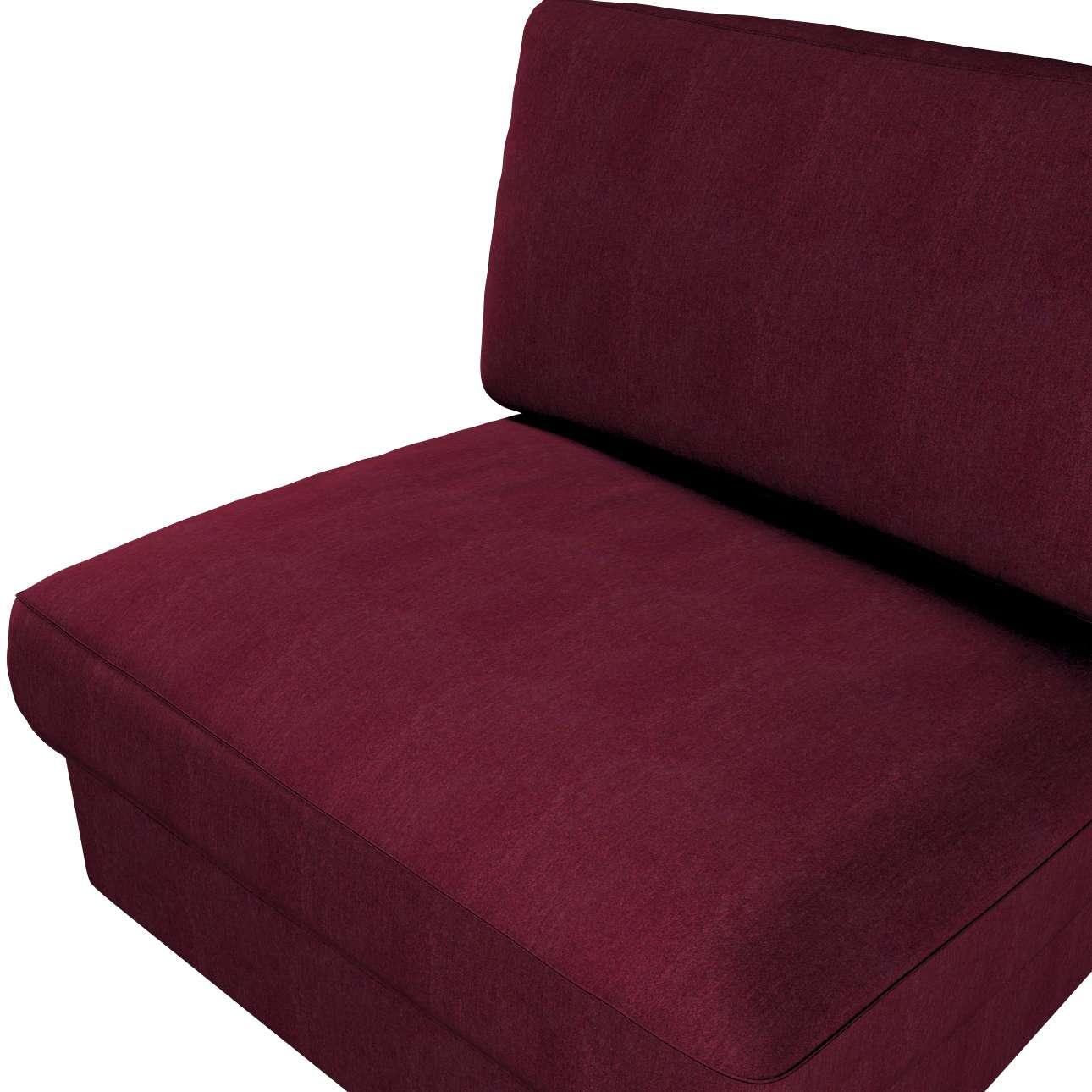 KIVIK fotelio/vienvietės dalies užvalkalas kolekcijoje Chenille, audinys: 702-19