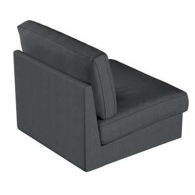 KIVIK fotelio/vienvietės dalies užvalkalas kolekcijoje Chenille, audinys: 702-20