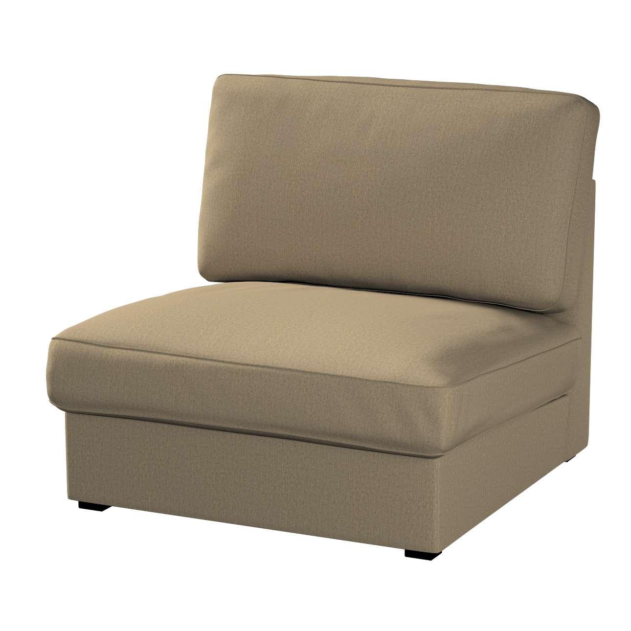 KIVIK fotelio/vienvietės dalies užvalkalas Kivik armchair kolekcijoje Chenille, audinys: 702-21