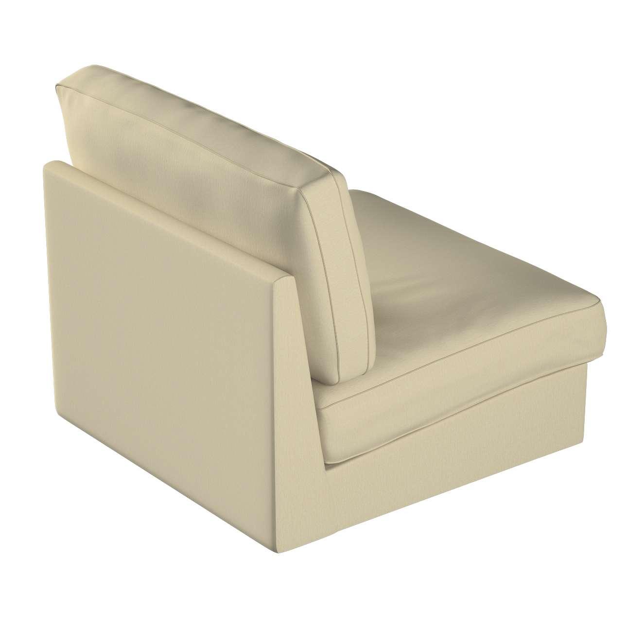 KIVIK fotelio/vienvietės dalies užvalkalas kolekcijoje Chenille, audinys: 702-22