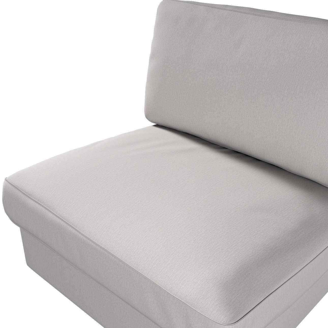 Pokrowiec na fotel Kivik w kolekcji Chenille, tkanina: 702-23