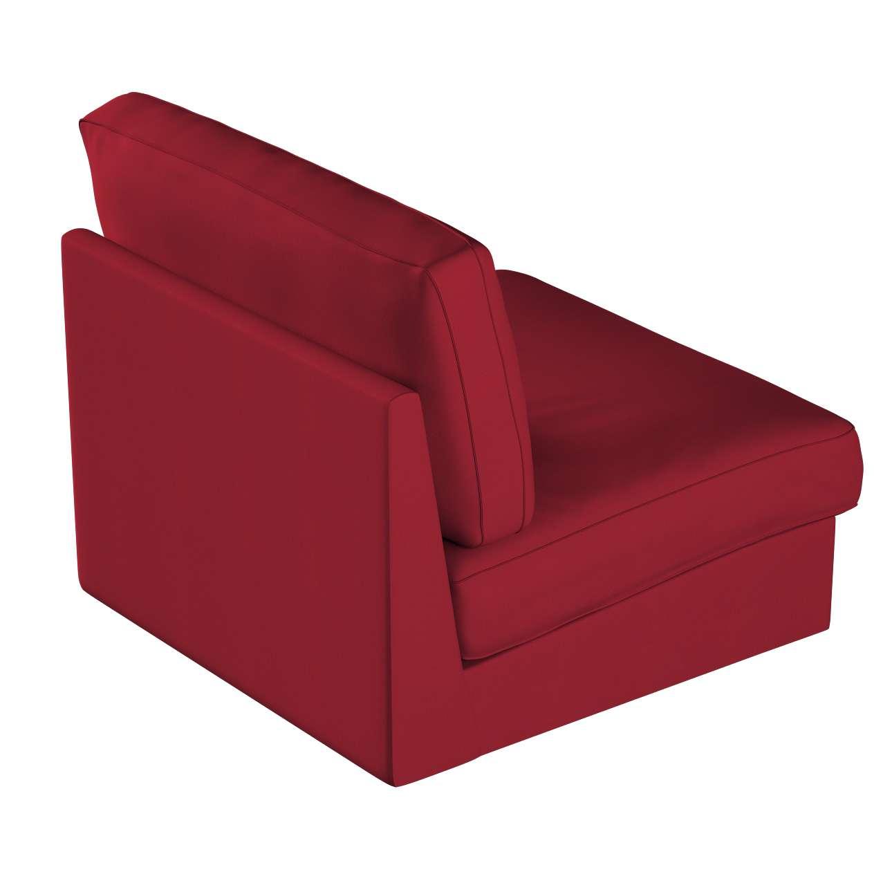 KIVIK fotelio/vienvietės dalies užvalkalas kolekcijoje Chenille, audinys: 702-24