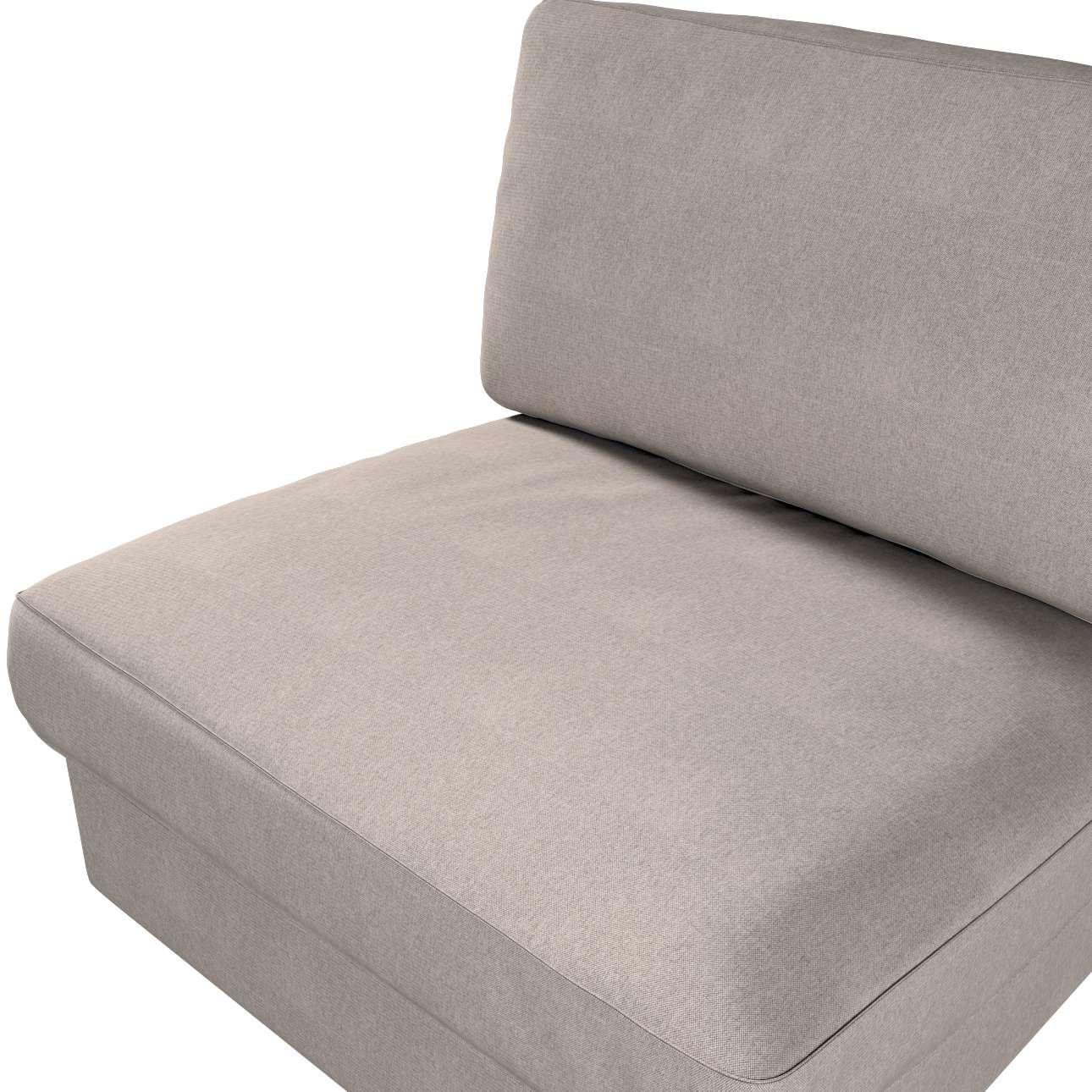 Pokrowiec na fotel Kivik w kolekcji Etna, tkanina: 705-09