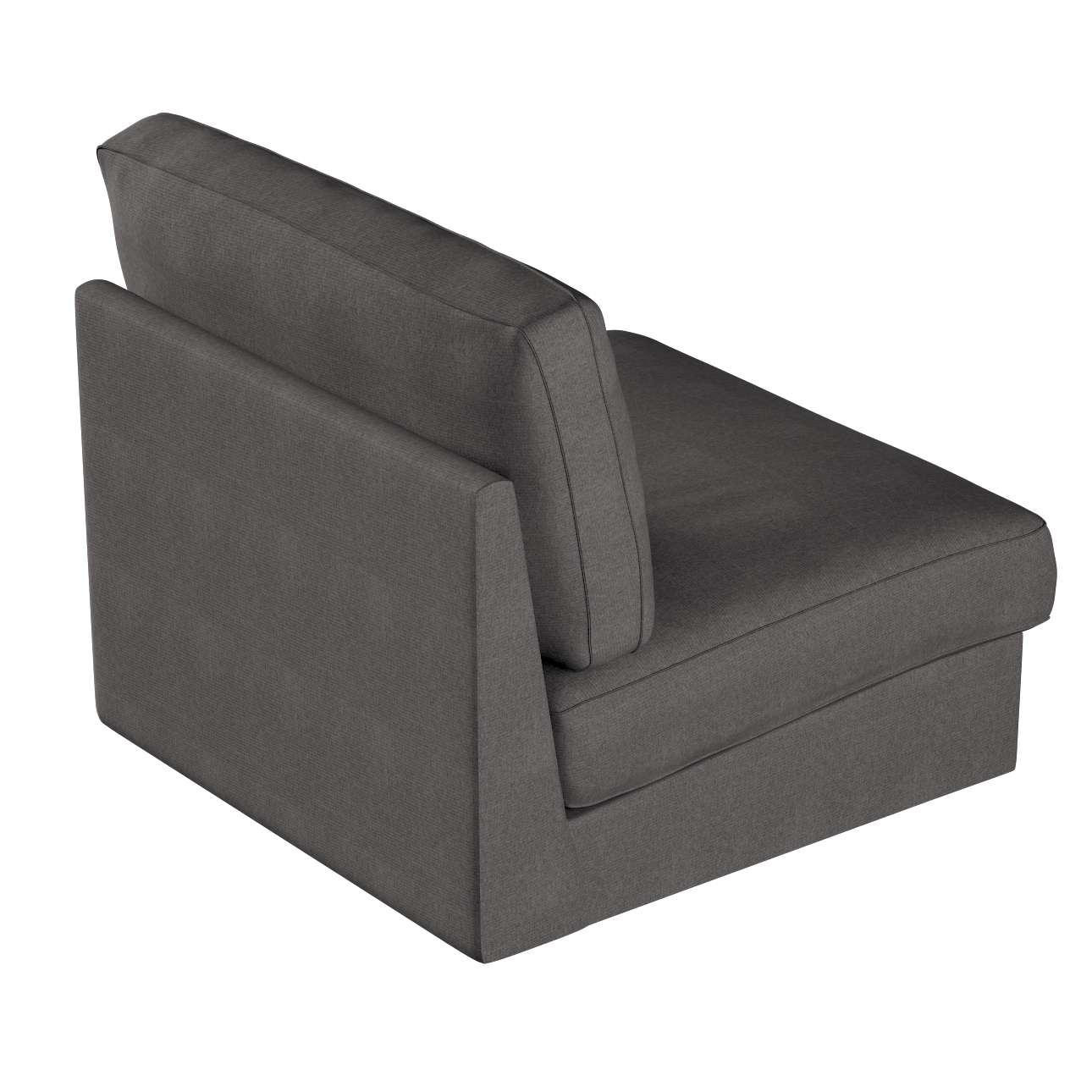 Pokrowiec na fotel Kivik w kolekcji Etna, tkanina: 705-35