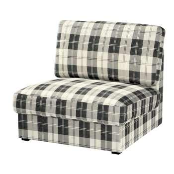 Pokrowiec na fotel Kivik Fotel Kivik w kolekcji Edinburgh, tkanina: 115-74