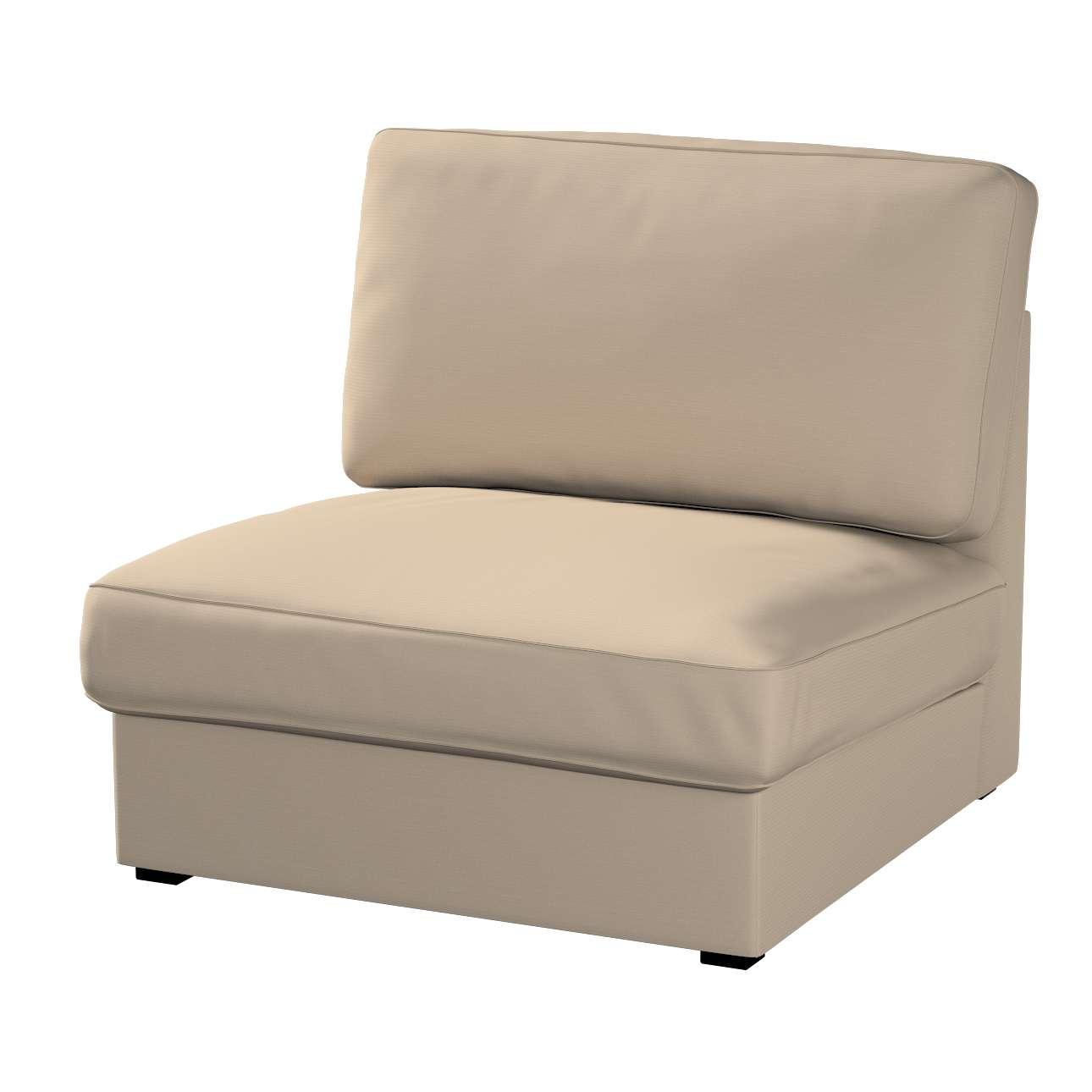 Pokrowiec na fotel Kivik Fotel Kivik w kolekcji Cotton Panama, tkanina: 702-28