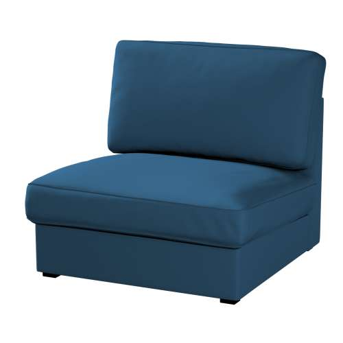 Kivik Sesselbezug, marinenblau , Sessel Kivik, Cotton Panama